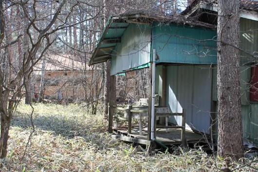 原村の小屋