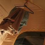雨の日のキャンプのトイレはつらい。テント生活からオフグリッドへの課題が見えて来た。