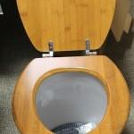 木製便座が届いた。コンポストトイレを自作しよう。