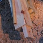 木材の防腐・防カビにホウ砂(ホウ酸塩)を使ってみる[木材(仕口・継手)の刻み 第9話]