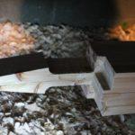 腰掛け鎌継ぎ(男木)の製作に挑む。[木材の刻み・仕口&継手 第15話]